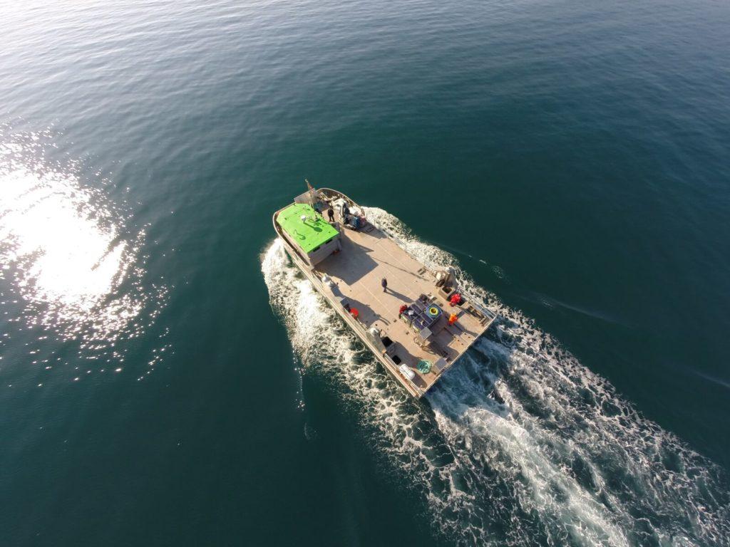 Aluminium fishing boat BIOATLANTIS EXPLORER