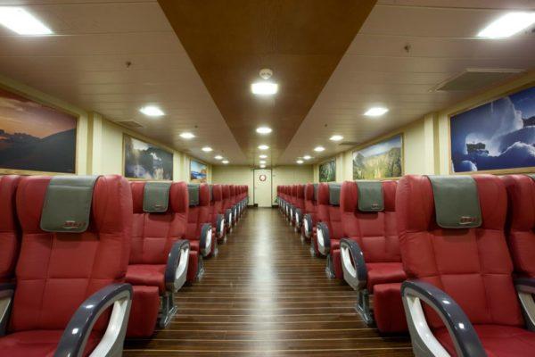 Habilitación naval en catamaranes de pasajeros