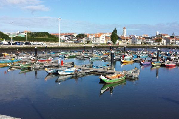 Marina de A Torreira (Portugal)