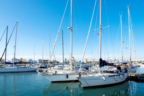 Installation of Marinas in Saidia (Morocco)