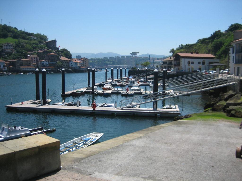 Sistemas de pilotaje en el Puerto de Pasajes