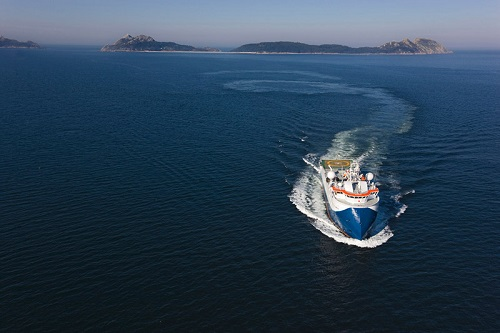 Aislamiento termico en buques sísmicos