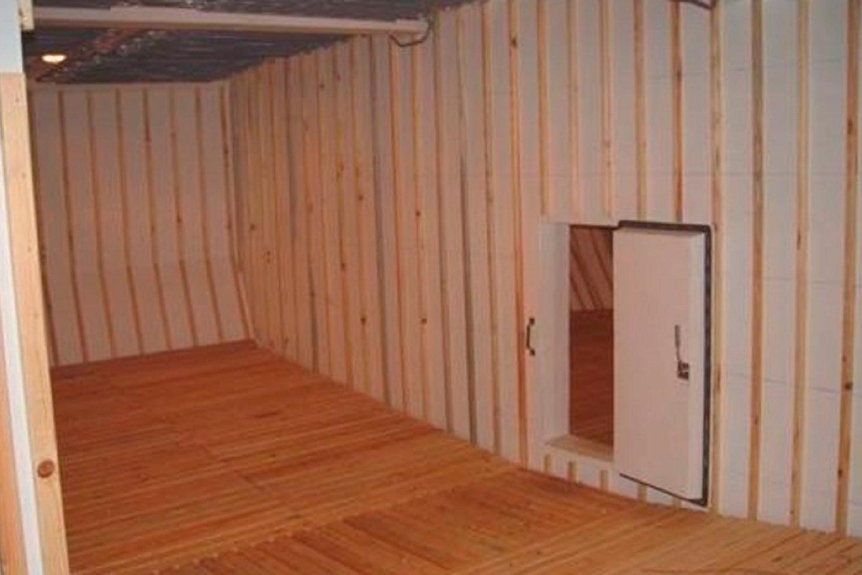 aislamiento de bodegas frigoríficas