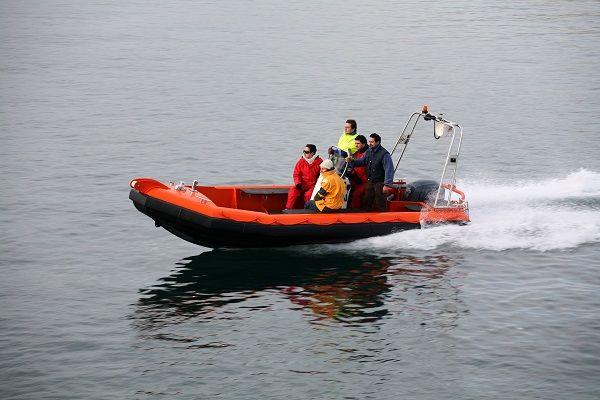 Barco salvamento