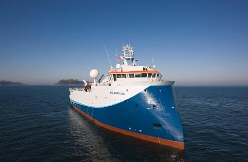 Habilitación naval en buques sísmicos