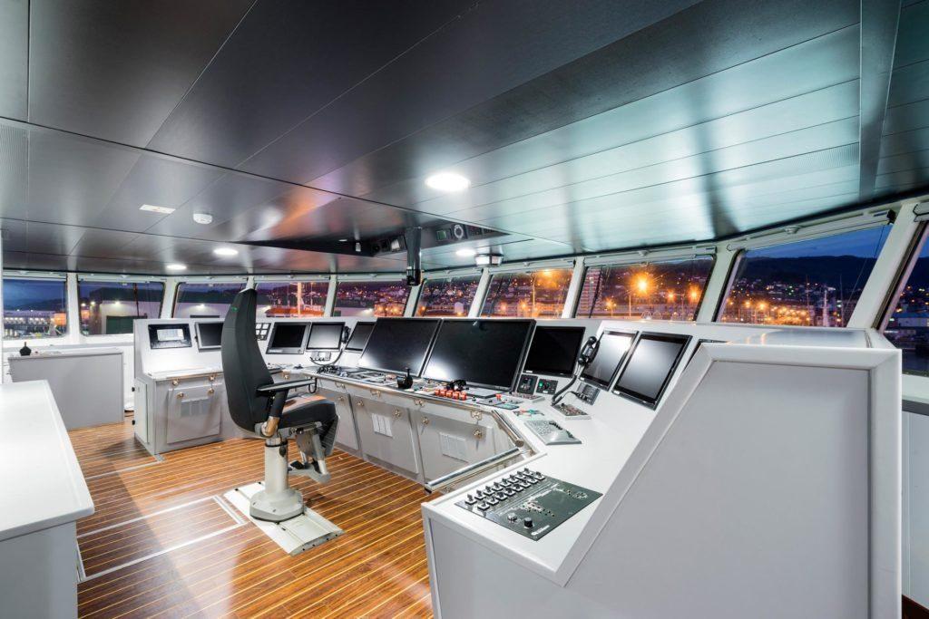 Habilitación naval de puentes