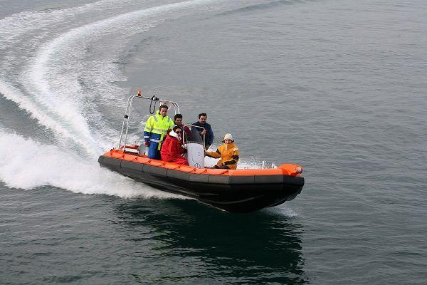Outboard aluminium boat