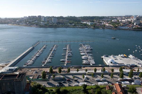 Puerto deportivo Douro Marina