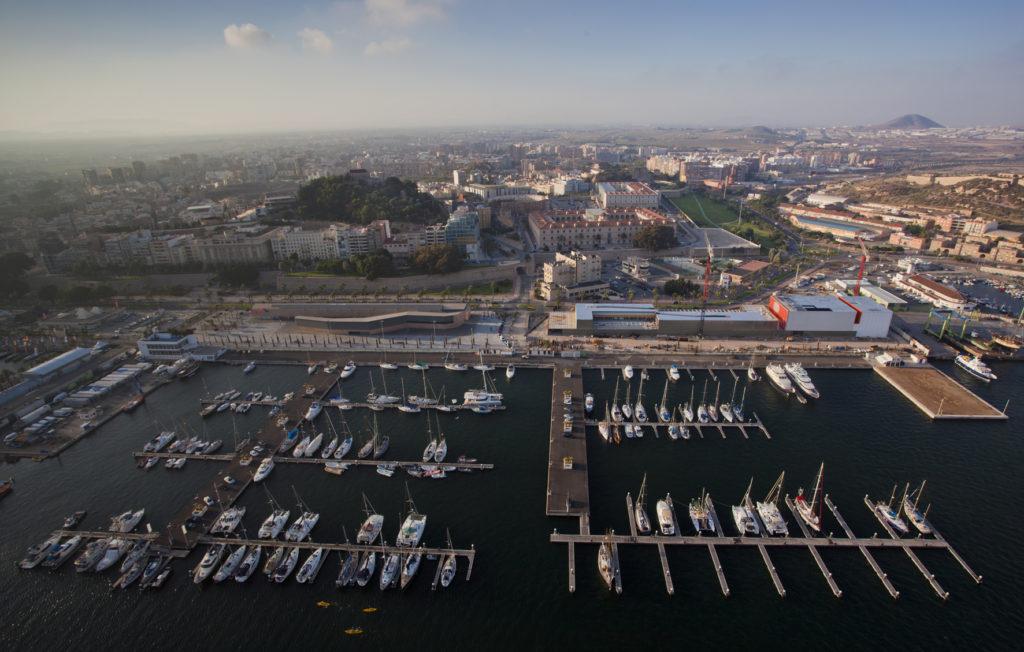 Yacht Port Cartagena en Murcia