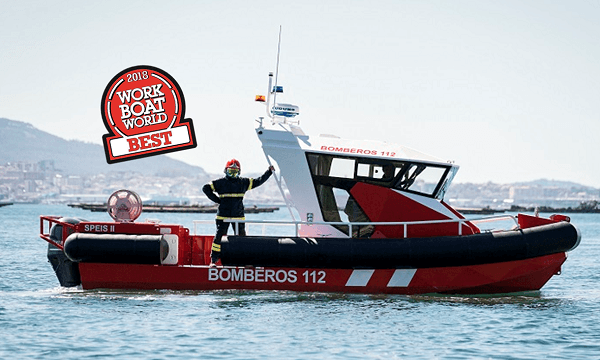 Best coastal fireboat