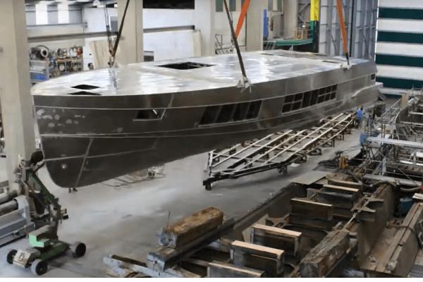 Aluminium Shipbuilding