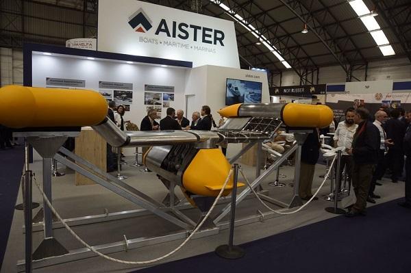 Dron Ocean Master
