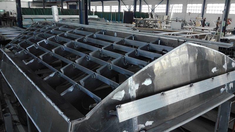 Ventajas de construir barcos de aluminio