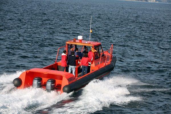 Ridig aluminium workboat ROSEGA