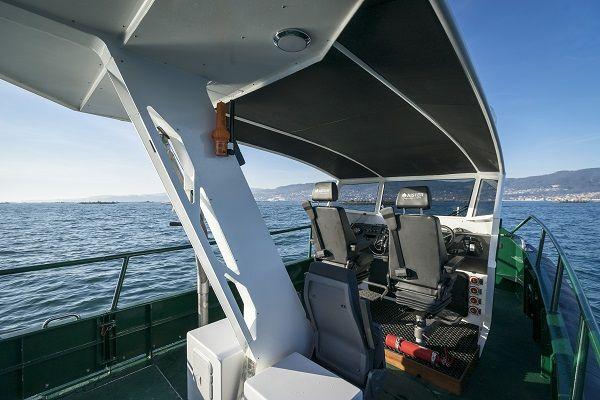 Barco de internvención rápida