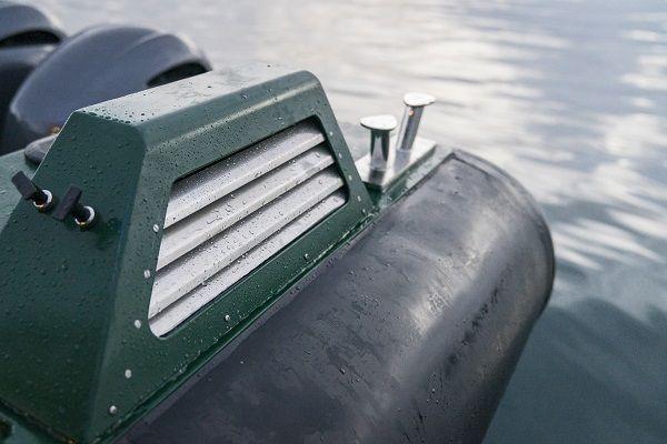 Surveillance boat