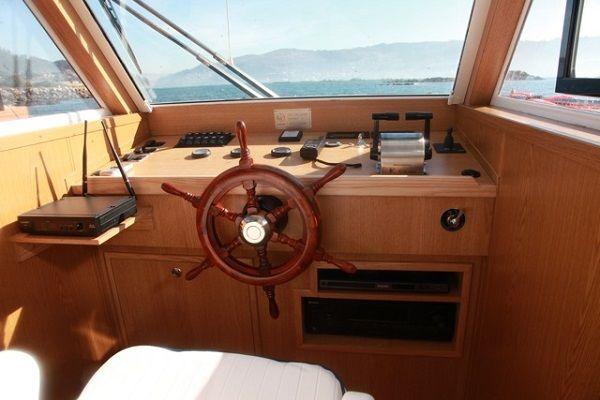 Aluminium sightseeing boat