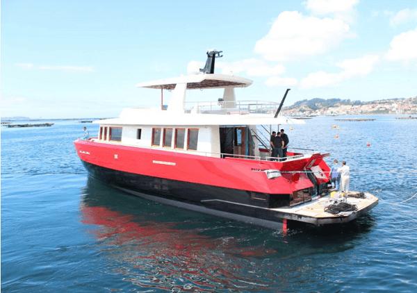 Aluminium Yacht Atollvic