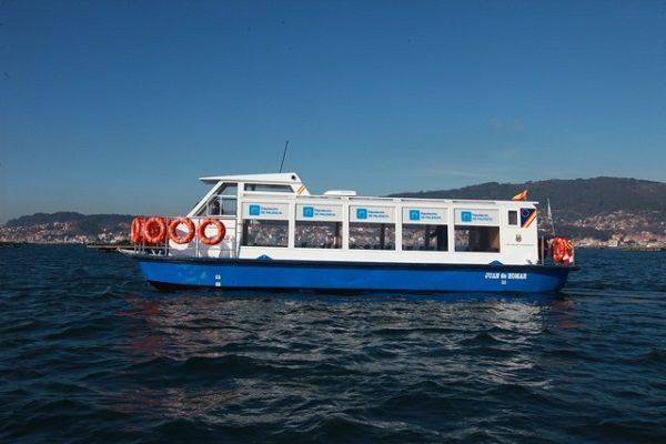 Barco eléctrico de aluminio