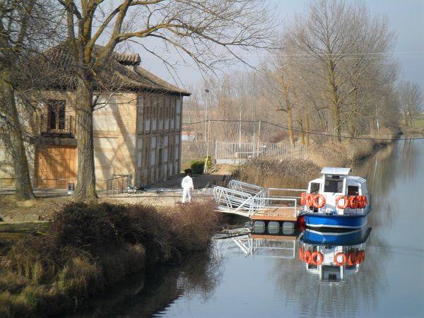 Barco eléctrico