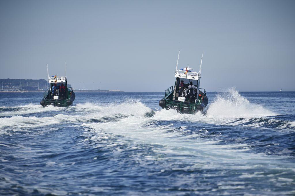 High Speed coastal interceptors_S40-S41
