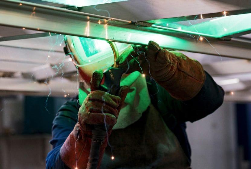 (FSW) Friction Stir Welding